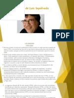 PPT Biografía de Luis Sepúlveda