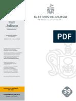 Jalisco por la Nutrición