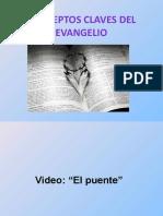 Conceptos claves del evangelio