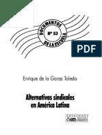 Alternativas sindicales para América Latina