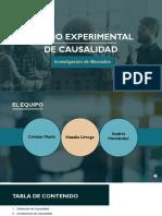 Diseño Investigación Experimental