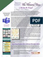 March Newsletter 2020 V2