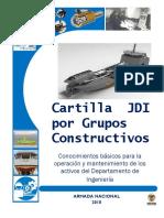 Cartilla JDI  por grupos constructivos.
