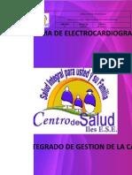 27. Protocolo de toma de electrocardiograma ILES-ESE