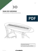Manual - Priva PX-130 da CASIO