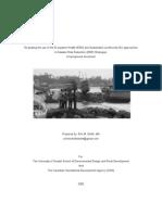 Framework Evaluation Paper - EM Smith