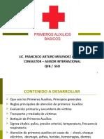 CURSO BASICO BRIGADA DE PRIMEROS AUXLIOS
