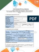 Guía de Actividades y Rúbrica de Evaluación - Fase 4 - Clasificar los contratos civiles en Colombia mediante presentación en prezzi.docx