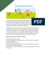 ESTADO DE ARTE CONSTRUCTORES DE PAZ