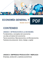 Economía General y Política