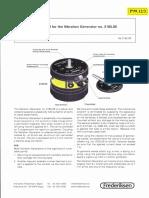 P99.12_Pot vibrant (Vibrateur) Imax 1 A - 0,1 Hz à 5 KHz_Frederiksen (Matelco)