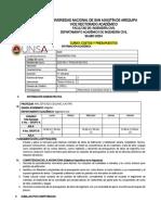 SILABO - COSTOS Y PRESUPUESTOS -2020- ESQUIVEL