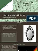 Instrumentos Ópticos METROLOGIA