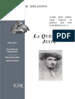 Mons. Henri Delassus - La Question Juive