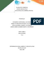 PLANEACION COMERCIAL TRABAJO COLABORATIVO