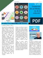 Plantilla Tipo Noticia Waze