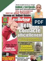 LE BUTEUR PDF du 22/12/2010