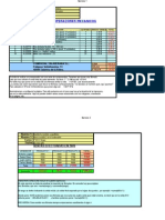 Ejercicios de Excel para alumnos de 2º ESO