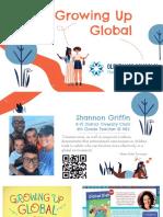 parent workshop event  growing up global