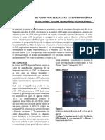 Diagnóstico de Pcr de Punto Final de Escherichia Coli
