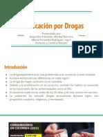 Intoxicación por Drogas (1)