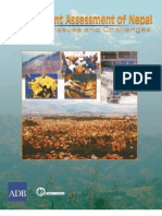 Environment Assessment of Nepal - Foreword