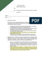 Evaluacion 1 Historia de la psicofarmacologia.