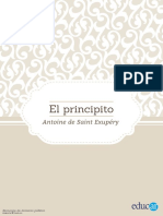 El_principito_Saint_Exupéry
