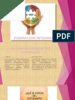 FORMACION INTEGRAL DEL ESTUDIANTE IBERO