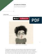 Uma carta de Gramsci para as crianças - Revista Crescer