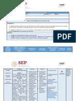 ASEV U1 Planeación didáctica