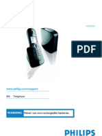 Philips Skype VOIP841 Manual (US)