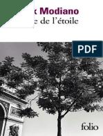 Patrick Modiano - La Place de l'étoile-Gallimard (1975) (1).pdf