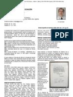 Breve Historia de la Asociación Argentina de Anatomía