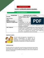 Segundo - Comunicación Arte y Expresión