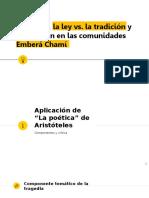 La ablación en los Emberá Chamí y Antígona
