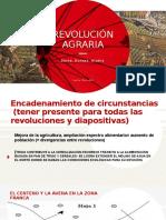 Revolución agraria y el desarrollo de la imprenta y la comunicación de masas