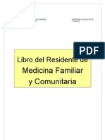 Libro Residente MFyC 2007