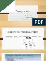 Antropometría PDF