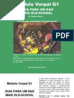 Guia Para Um D&D Mais Old-school