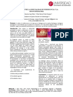 RELACION ENTRE LA ESPECIADIDADESPERIODONCIA Y LA  ODONTOPEDIATRIA pdf