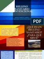 RELLENO SANITARIO CONVENCIONAL