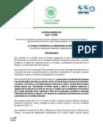 Acuerdo 030