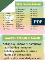 JAWIKAN TING 1