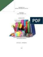 Trabajo Final de Prospectiva - Modelo de Negocio CANVAS
