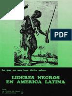 Lideres Negros en América Latina