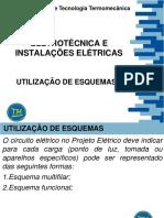AULA 13 - ESQUEMAS DE LIGAÇÃO