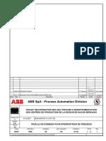 F.D pour intérrupteurs de pression GLA Rev1