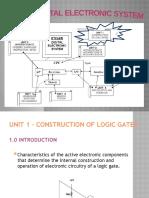 e3165 Unit 1 Construction of Logic Gates