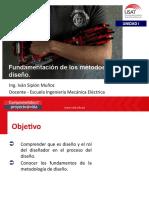 1. FUNDAMENTACION DE LA METODOLOGIA DEL DISEÑO
